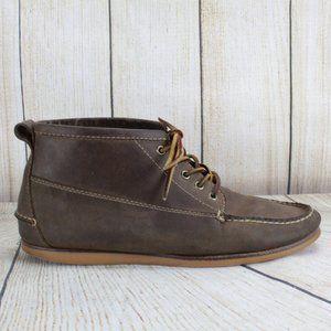 LL BEAN Jackman Ankle Leather Chukka Boots 11.5